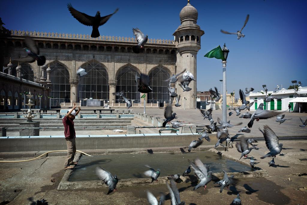 Scare, Hyderabad 2013