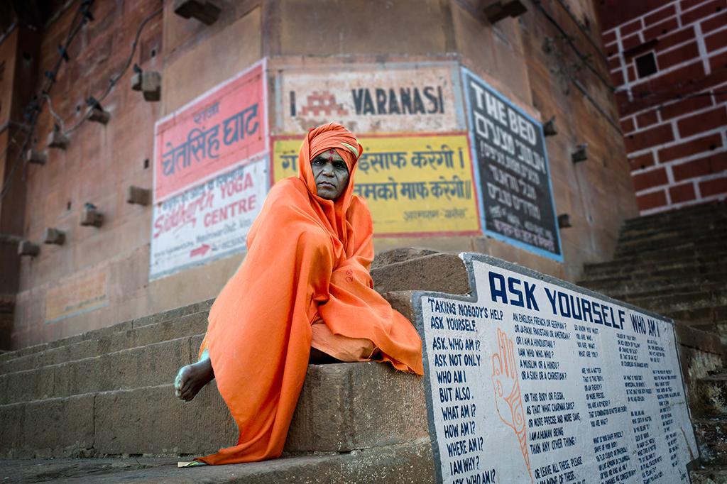 Questions, Varanasi 2013