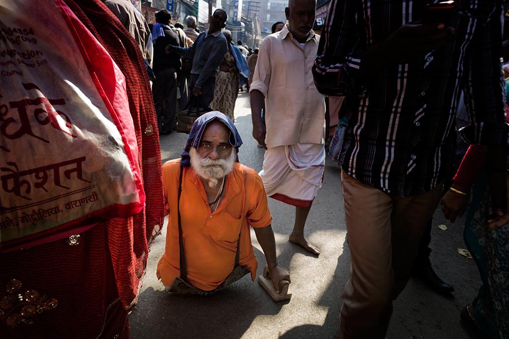 Strength. Varanasi 2013