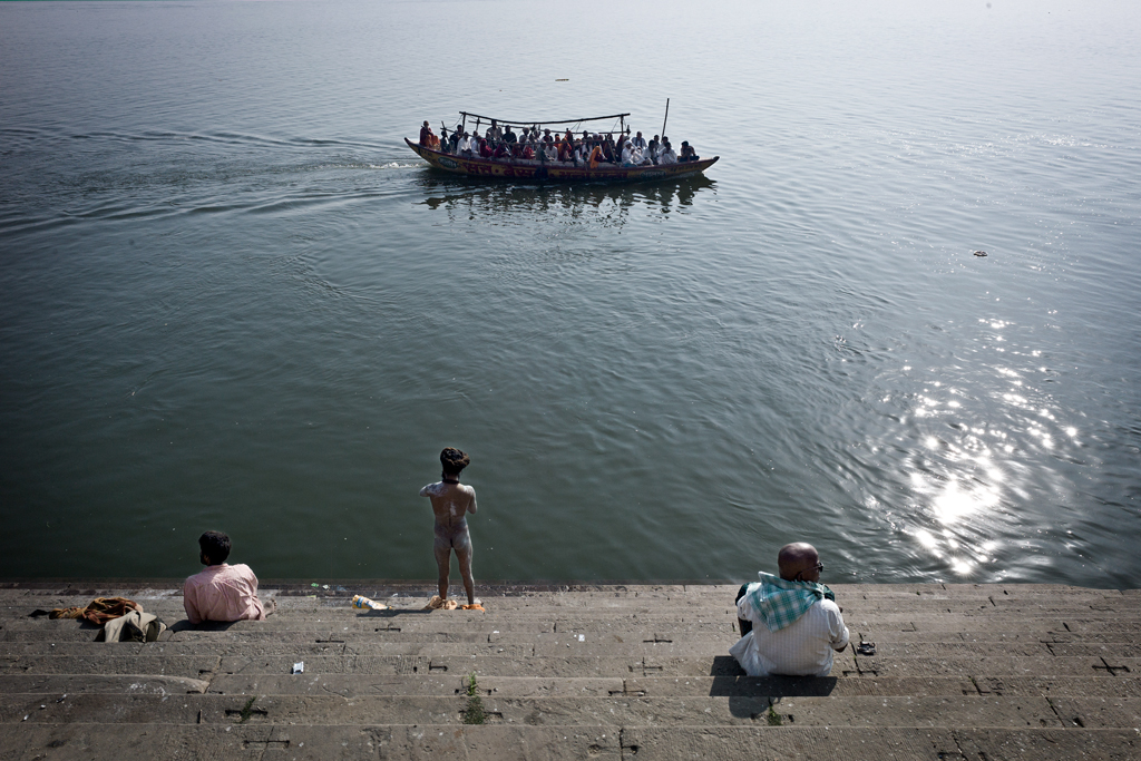 Public, Varanasi 2013
